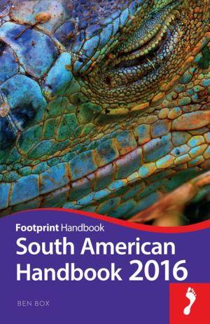 South American Handbook 2016