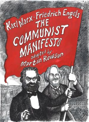 Book The Communist Manifesto: A Graphic Novel