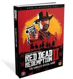 Book Red Dead Redemption 2: The Complete Official Guide Standard Edition