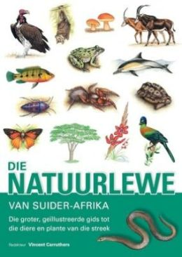 Die Natuurlewe van Suider-Afrika (PagePerfect NOOK Book)
