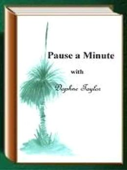 Pause a Minute with Daphne Taylor