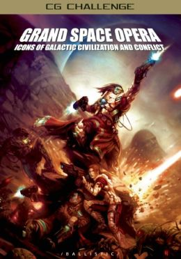 GRAND SPACE OPERA: Icons of Galactic Civilization and Conflict