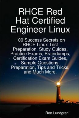 Rhce Red Hat Certified Engineer Linux