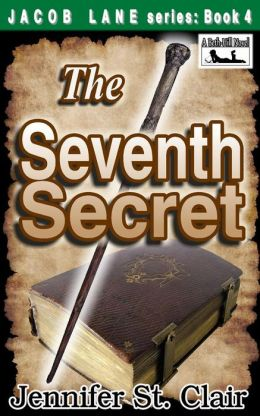 Jacob Lane Series Book 4: The Seventh Secret
