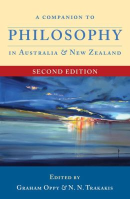 A Companion to Philosophy in Australia and New Zealand: Second edition