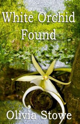 White Orchid Found