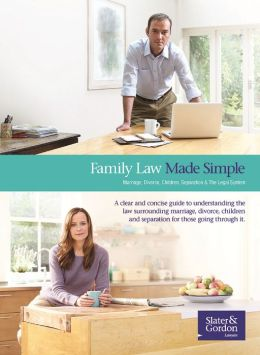 Family Law Made Simple - Sampler: Marriage, Divorce, Children, Separation and The Legal System