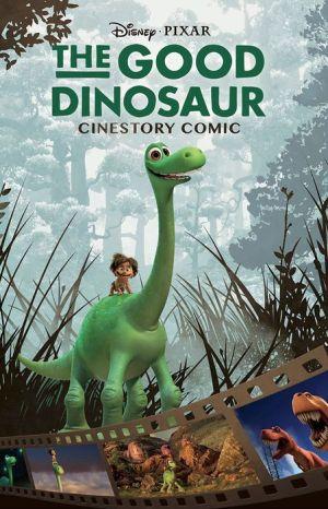 Disney Pixar The Good Dinosaur Cinestory Comic