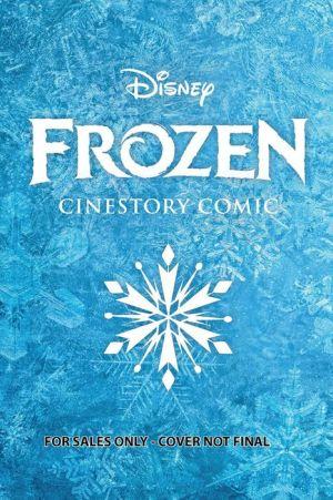 Disney's Frozen Cinestory Retro Collector's Edition
