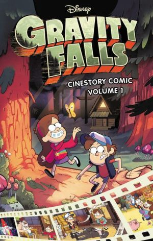Disney's Gravity Falls Cinestory