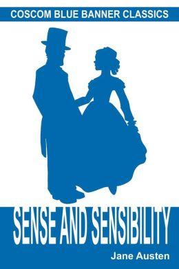 Sense And Sensibility (Coscom Blue Banner Classics)