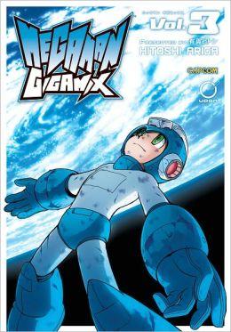 Mega Man Gigamix, Volume 3