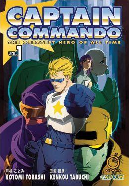 Captain Commando, Volume 1