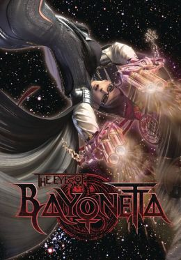 The Eyes of Bayonetta: Art Book and DVD