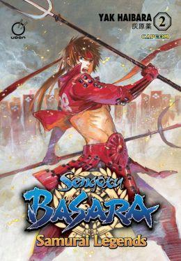 Sengoku Basara: Samurai Legends, Volume 2