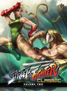 Street Fighter Classic, Volume 2: Cannon Strike