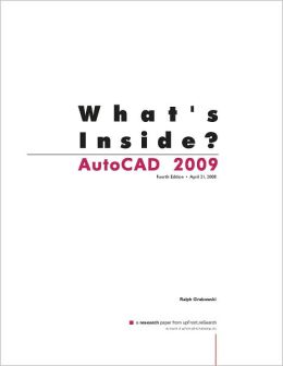 What's Inside? AutoCAD 2009