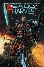 Deadly Harvest Original Graphic Novel