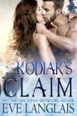 Book Cover Image. Title: Kodiak's Claim (Kodiak Point, #1), Author: Eve Langlais