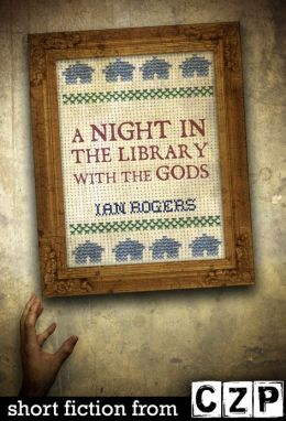 A Night in the Library with the Gods: Short Story