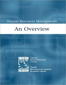 Human Resources Management: An Overview
