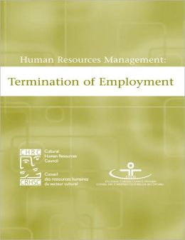 Human Resources Management: Termination of Employment