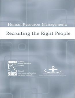 Human Resources Management: Recruiting the Right People