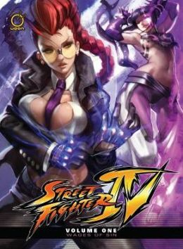 Street Fighter IV, Volume 1: Wages of Sin