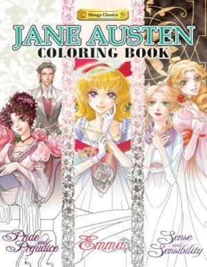 The Jane Austen Coloring Book