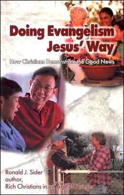 Doing Evangelism Jesus Way