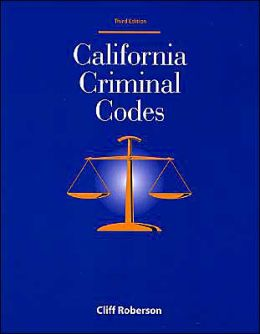 California Criminal Codes