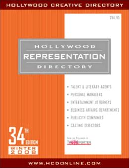 Hollywood Representation Directory
