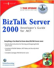 Biztalk Server 2000: Developer's Guide for .Net