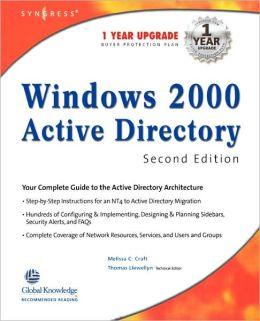Windows 2000 Active Directory 2E