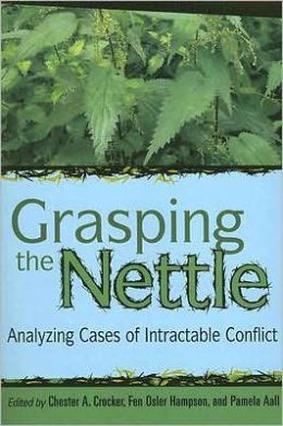 Grasping the Nettle: Analyzing Cases of Intractable Conflict