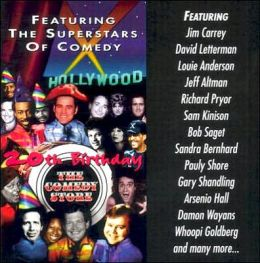 The 20th Birthday of the Comedy Store