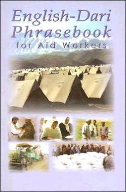 English-Dari Phrasebook for Aid Workers