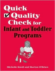 Quick Quality Check for Infant and Toddler Programs