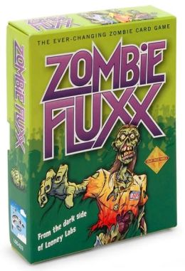 Zombie Fluxx :The Ever-Changing Zombie Card Game