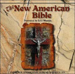Eric Martin New Testament-NAB
