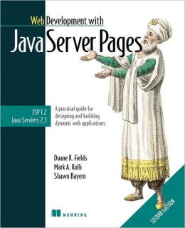 Web Development with Java Server Pages