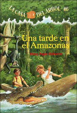 Una tarde en el Amazonas (Afternoon on the Amazon)