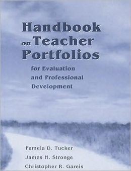 HANDBOOK on TEACHER PORTFOLIOS with CD-ROM