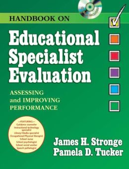 Handbook on educational specialist Evaluation: Assessing and Improving Performance