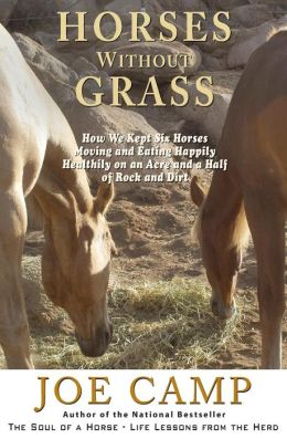 Horses Without Grass - - an eBook Nugget from the Soul of a Horse: How We Kept Six Horses Moving and Eating Happily Healthily on an Acre and a Half of Rock and Dirt
