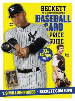 Beckett Baseball Card Price Gd-#33
