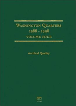 Washington Quarter, Volume 4: 1988-1998