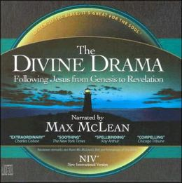 The Divine Drama: Following Jesus, the Son of God, from Genesis to Revelation