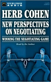 New Perspectives on Negotiating (Unabridged)