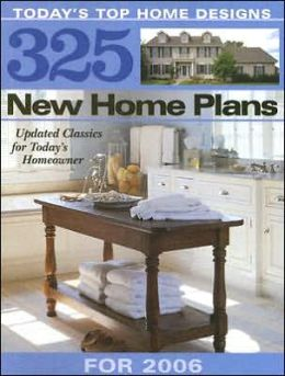 325 New Home Plans For 2006